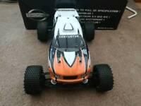 RC car 4wd