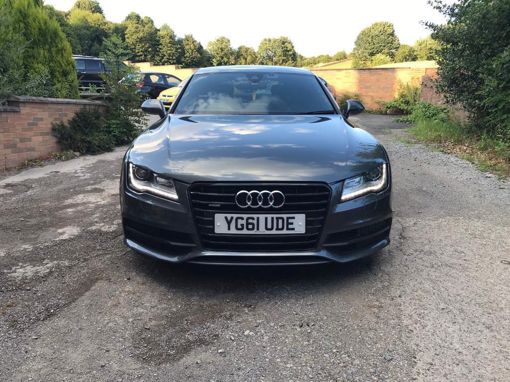 Audi A7 Quattro Needs Attention In Belper Derbyshire Gumtree