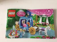 LEGO Disney Princess 41053 Cinderella s Dream Carriage