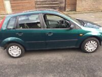 2003 FORD FIESTA 1.2CC WITH MOT ONLY 78K MILES IN GREAT CONDITION