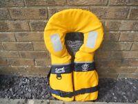 Junior Crewsaver Spiral Life Jacket