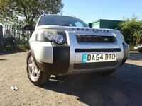 04 LAND ROVER FREELANDER SE 1.8 4X4,MOT DEC 018,PART HISTORY,2 KEYS,VERY RELIABLE 4X4,LOVELY EXAMPLE