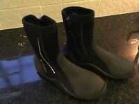 Typhoon Wetsuit Boots, Small 40/41