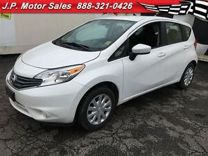 2016 Nissan Versa Note SV, Automatic, Back Up Camera, Bluetooth,