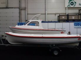 Redfinn 5700 Angling Boat.