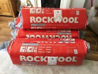 Rockwool - sound insulation for walls & floor