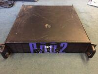 DarQ PA02 - PA Amplifier 450 W