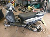 Scooter moped 50cc 80cc spares or repairs parts