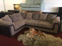 Dfs Genesis corner sofa
