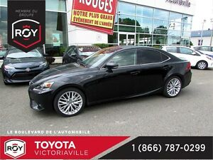 2014 Lexus IS 250 AWD NAV, Cuir   Techno!