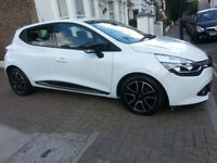 2014 (64 ) reg. Renault Clio 1.2 Petrol manual Sport Dynamique MediaNAV 5 door Hatchback. 1 year MOT