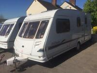 Sterling Europa 4 Berth 2002 Caravan