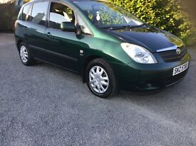 Toyota verso d4d 2.0 great driving car 5 seater t2 model cookstown