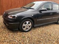 VAUXHALL ASTRA - 1 YEARS MOT - SUPERB RUNNER - NICE EXAMPLE - BARGAIN