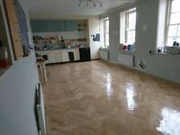Wooden floor fitting and repairing