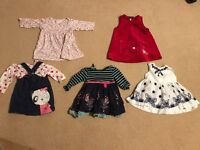 Baby Clothes 0-3 months Girls dresses