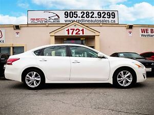 2013 Nissan Altima 2.5 SL, Sunroof, Leather, WE APPROVE ALL CRED