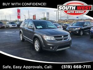 2014 Dodge Journey SXT  -WELL EQUIPPED