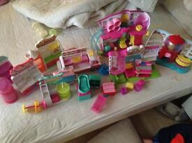 Shopkin play sets