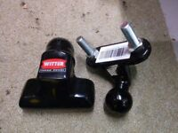 Witter 50mm tow ball coupling & cover