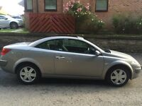 Renault Megane Convertible With Low Mileage,
