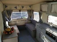 1984 Esterel Folding Caravan, Primatic Series P39