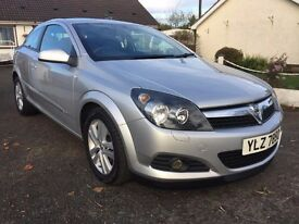 2008 Vauxhall Astra SXi 1.4 3 door Sportshatch**Full MOT** Cards Accepted**