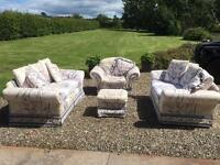 Sofa suite (Beauvale)
