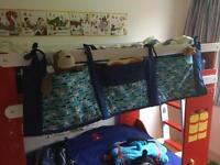 Bunk Bed Tidy