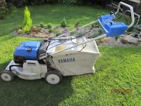 "PETROL LAWNMOWER YAMAHA YLM 553 SE MASSIVE 20"" CUT. GREAT FOR LARGE LAWNS"