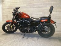 Harley-Davidson Sportster Iron 2012, FSH, Low Mile, Real Head Turner