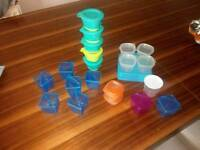 Baby storage pots