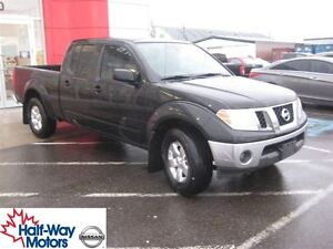2012 Nissan Frontier SV Crew Cab (A5)