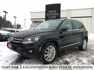 2013 Volkswagen Tiguan AWD | HIGHLINE | NAVIGATION | CAMERA | 2.