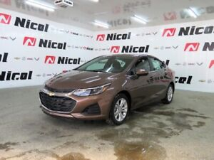 2019 CHEVROLET CRUZE SEDAN LT AUTO (1SD)