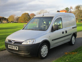 FABULOUS VALUE VAUXHALL COMBO NO VAT