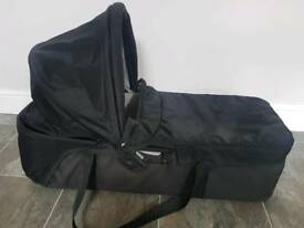 Baby Jogger compact carrycot + adapters