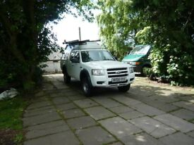 Ford Ranger Supercab 4 x4 TDCi Utility Pick Up.