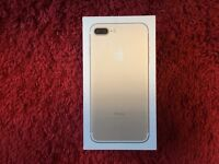 IPhone 7 Plus (brand new)