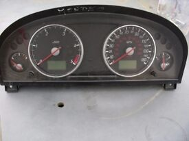 FORD MONDEO TDCI FACELIFT CLOCKS, 2006