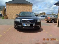 AUDI A 6. SE, 2.0 TDI ,MILEAGE 106.500 ,SAT NAV.RAIN SENSOR,EXCELLENT CONDITION , TWO FORMER KEEPERS