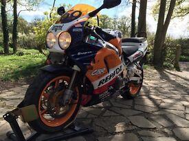 1994 Repsol Honda Fireblade CBR900RRN Collectors Bike