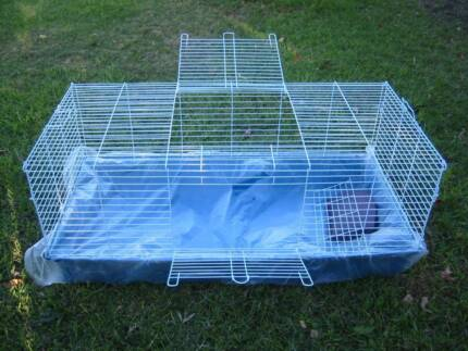 Rabbit / Guinea Pig Cages from $44 Black Hill Cessnock Area Preview