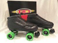 Stingray Roller Derby Quad Roller Skates UK 8 (Brand new )