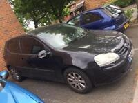 2006 - VOLKSWAGEN GOLF 1.6 - 89K - PRICED TO SELL