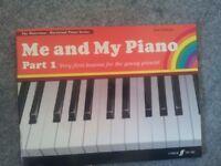 Beginners Piano Book 0.50p