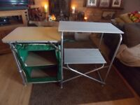 Camping gear all sorts kitchens cupboards dog kennel any item £30