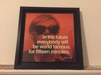 Andy Warhol Famous Quote