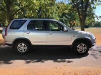 Honda CRV estate VTEC