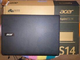 Acer Aspire Laptop, 1TB seagate hard drive